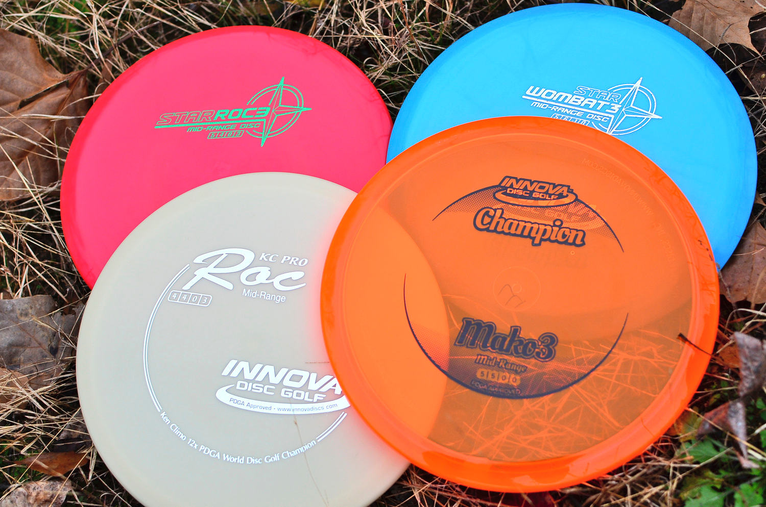 Which is the Best Disc Golf Mid-Range?