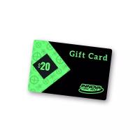 Disc Golf Gift Card