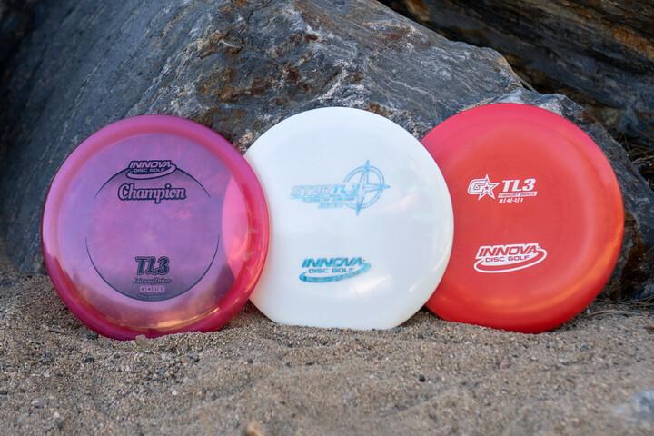 Innova TL3 in different plastics